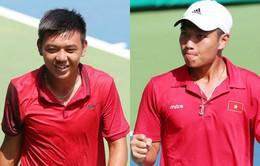 Bốc thăm Việt Nam Open 2015: Hoàng Nam đụng hạt giống số 2