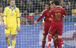 [Vòng loại EURO 2016] Bảng C: Slovakia giành vé, Ukraine đá Play-off