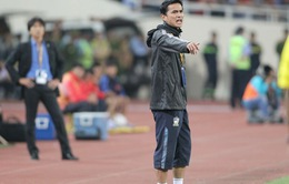"""HLV Kiatisak: """"Thái Lan là ông chủ bóng đá Đông Nam Á"""""""