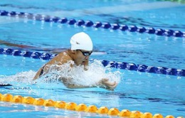 Nguyễn Thị Ánh Viên thống trị ở giải bơi vô địch quốc gia