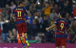 [HIGHLIGHT] Barcelona 5-2 Vallecano: Neymar lập Poker, Barca vơi nỗi nhớ Messi