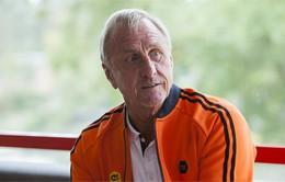 Huyền thoại Johan Cruyff mắc bệnh ung thu phổi