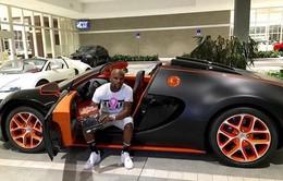 Mayweather vung tiền mua siêu xe Bugatti mới