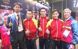 TDDC Việt Nam hướng đến Olympic 2016: Hy vọng ở vé vớt