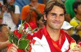 Roger Federer: Olympic Rio là mục tiêu số một