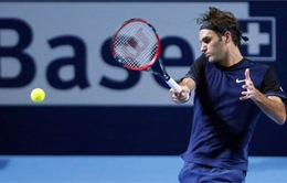 Tứ kết Basel Open 2015: Federer & Nadal vất vả đi tiếp