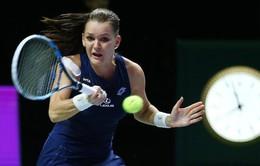 Hạ gục Kvitova, Radwanska lần đầu tiên vô địch WTA Finals