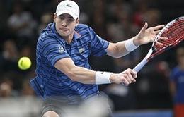 Vòng 3 BNP Paribas Master: Federer bị loại, Nadal đi tiếp, Nishikori rút lui vì chấn thương