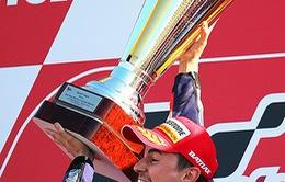 Jorge Lorenzo vô địch mùa giải Moto GP 2015