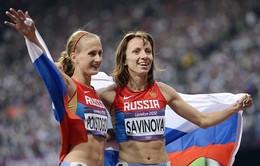 Điền kinh Nga trước nguy cơ bị cấm thi đấu ở mọi giải quốc tế