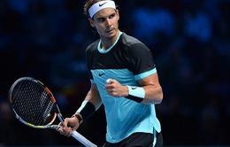 ATP World Tour Finals 2015: Dễ dàng vượt qua Murray, Nadal có vé vào bán kết