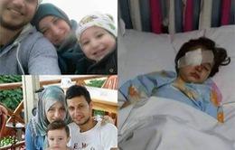 Ronaldo đồng ý gặp em bé mồ côi vì khủng bố ở Lebanon