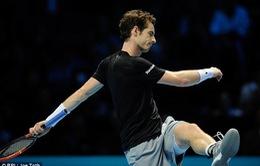 ATP World Tour Finals 2015: Đánh bại Murray, Wawrinka giành ngôi nhì bảng