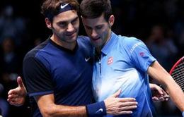 Trước trận chung kết ATP World tour Finals 2015: Kẻ tám lạng, người nửa cân