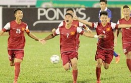 HLV Phạm Minh Đức hết lời khen ngợi các học trò sau chiến thắng trước U21 Thái Lan