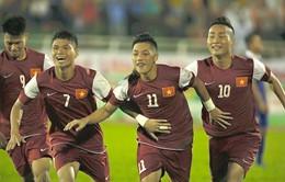15h30 ngày 24/11, VTV6 TRỰC TIẾP U21 Việt Nam vs U21 Singapore: Thách thức lớn!