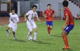 18h00 ngày 24/11, VTV6 TRỰC TIẾP U21 HAGL vs U21 Myanmar: Chờ tin chiến thắng!