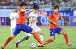 18h00 ngày 29/11, U21 HAGL - U19 Hàn Quốc: Quyết giữ cúp vàng (Trực tiếp trên thethao.vtv.vn)