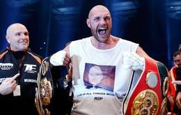Tyson Fury chấm dứt 11 năm bất bại của Wladimir Klitschko