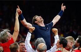 Murray được đề cử nhận giải Nhân vật thể thao của năm