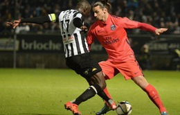 [HIGHLIGHT] Angers 0 - 0 PSG: Angers tiếp tục bay cao tại Ligue I