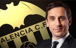 Chính thức: Gary Neville được bổ nhiệm làm HLV trưởng CLB Valencia