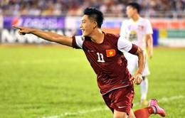 Huy Toàn khó kịp bình phục chấn thương, Lâm Ti Phông được gọi bổ sung vào ĐT U23 Quốc gia