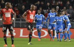 Cabella tỏa sáng, Marseille vượt qua Rennes trên sân khách