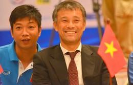 ĐT bóng đá nữ Việt Nam chia tay HLV người Nhật Bản