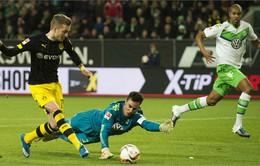 [HIGHLIGHT] Wolfburg 1 - 2 Dortmund: Kịch tính phút cuối