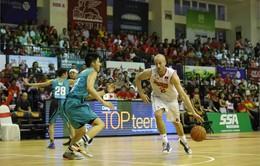 Saigon Heat chinh phục người hâm mộ bóng rổ tại giải nhà nghề Đông Nam Á