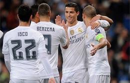 Lập poker vào lưới Malmo, Ronaldo lại có thêm những kỉ lục