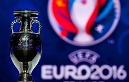 Ngày 12/12, bốc thăm chia bảng VCK Euro 2016