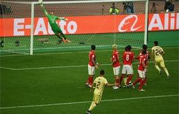 [HIGHLIGHT] Club Ameria 1-2 Guangzhou Evergrande: Paulinho tỏa sáng, Guangzhou ngược dòng ngoạn mục