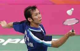 Loại tay vợt số 1 Thái Lan, Tiến Minh vào vòng 3 Mexico City Grand Prix