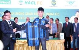 VIDEO: Toàn cảnh tiền vệ Lương Xuân Trường chính thức gia nhập CLB Incheon United