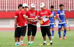Chốt danh sách 25 cầu thủ U23 Việt Nam dự Vòng chung kết U23 châu Á 2016