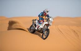 VIDEO: Câu chuyện đặc biệt về tay đua Ấn Độ đầu tiên tại Dakar Rally