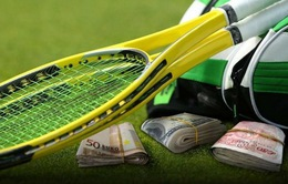 Làng tennis rúng động trước nghi án bán độ