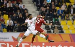 Cầu thủ U23 UAE tự tin sẽ đánh bại U23 Việt Nam