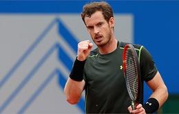 """Andy Murray: Làng tennis khá """"đạo đức giả"""""""