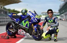 Valentino Rossi tuyên bố kết thúc sự nghiệp tại Yamaha