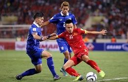 Bảng xếp hạng FIFA tháng 2/2016: ĐT Việt Nam chỉ đứng thứ 3 Đông Nam Á, sau ĐT Thái Lan, Philippines