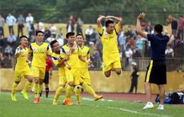 Cầu thủ Sông Lam Nghệ An được thưởng Tết khủng