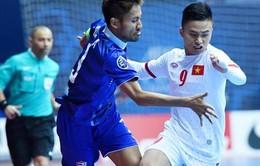 ĐT Futsal Việt Nam vẫn còn cơ hội giành vé tham dự World Cup 2016