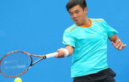 Hoàng Nam thắng dễ trận ra quân giải China F1 Futures