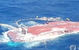 Vụ 6 thuyền viên Việt Nam mất tích tại Hàn Quốc: Tàu bị lật úp, đã tìm thấy 1 thi thể