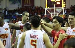 Sài Gòn Heat 76 – 89 Malaysia Dragons: Chấm dứt cuộc phiêu lưu