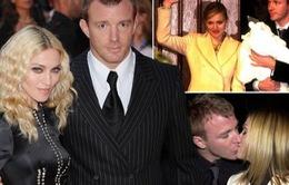 Quan hệ vợ chồng Madonna - Guy Ritchie: Từ ngọt ngào đến đổ vỡ
