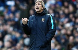 Pellegrini: 'Man City sẽ vô địch vì Leicester thiếu kinh nghiệm'